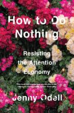 Jenny Odell Point Reyes Books How to Do Nothing
