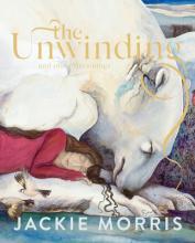 Jackie Morris Unwinding cover art Point Reyes Books