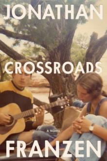 Cover image Jonathan Franzen Crossroads