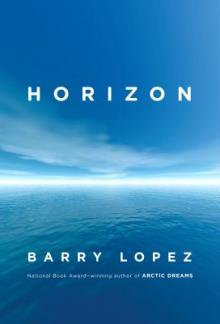 Barry Lopez Point Reyes Books