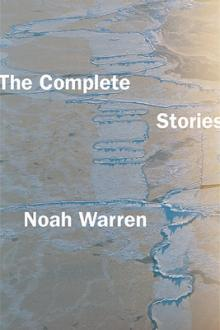 noah warren point reyes books copper canyon press