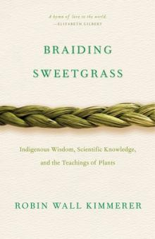 Emergence Magazine Braiding Sweetgrass book club