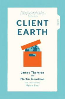 James Thornton Client Earth Point Reyes Books