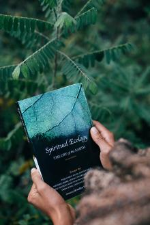 Spiritual Ecology Book Shelf