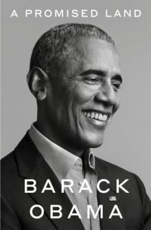 Obama Promised Land preorder