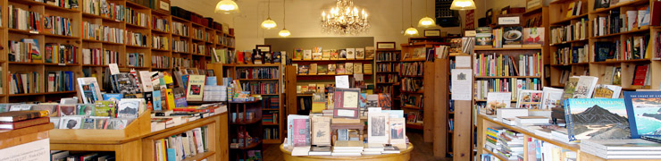 Point Reyes Books - Interior